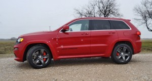 2015 Jeep Grand Cherokee SRT 48