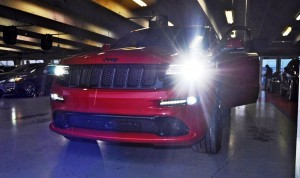 2015 Jeep Grand Cherokee SRT 5
