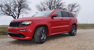 2015 Jeep Grand Cherokee SRT 50