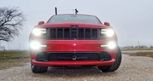 2015 Jeep Grand Cherokee SRT 54