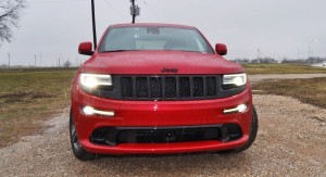 2015 Jeep Grand Cherokee SRT 55