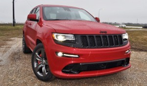 2015 Jeep Grand Cherokee SRT 56