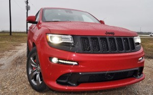 2015 Jeep Grand Cherokee SRT  57