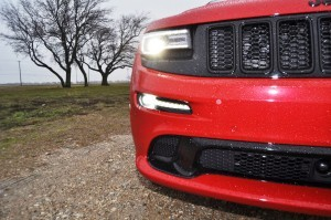 2015 Jeep Grand Cherokee SRT 59