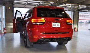 2015 Jeep Grand Cherokee SRT 6