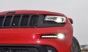 2015 Jeep Grand Cherokee SRT 66