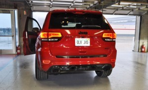 2015 Jeep Grand Cherokee SRT 7