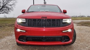 2015 Jeep Grand Cherokee SRT  70