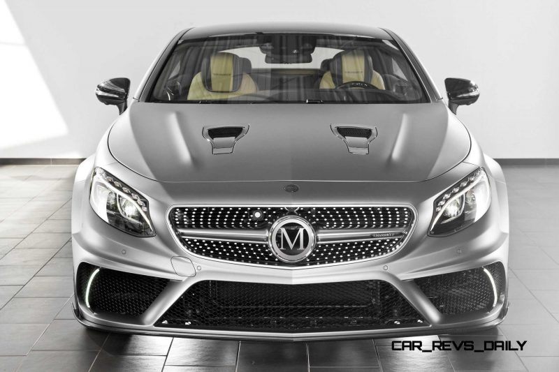 2015 MANSORY S63 Coupe Widebody 2