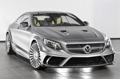 2015 MANSORY S63 Coupe Widebody 4