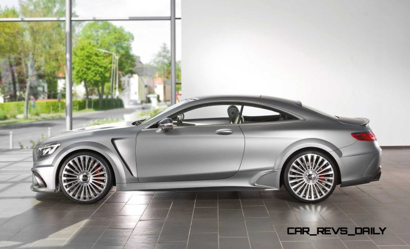 2015 MANSORY S63 Coupe Widebody 9