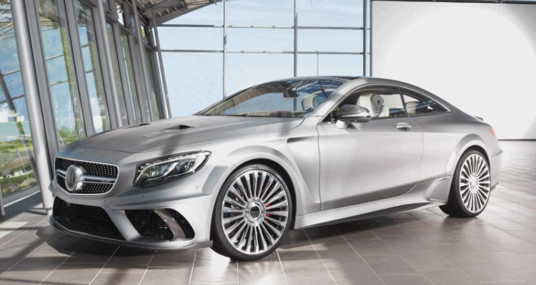 2015 MANSORY S63 Coupe Widebody