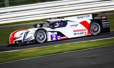 2015 Nissan LMP2 Car 1 copy