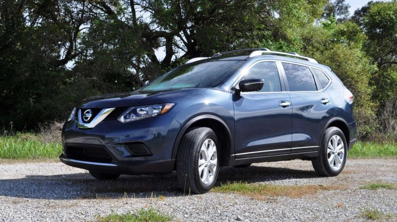 2015 Nissan Rogue SV 14