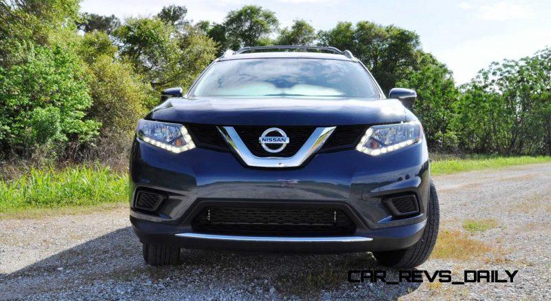 2015 Nissan Rogue SV 21