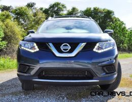 Road Test Review – 2015 Nissan Rogue SV FWD 7-Seater