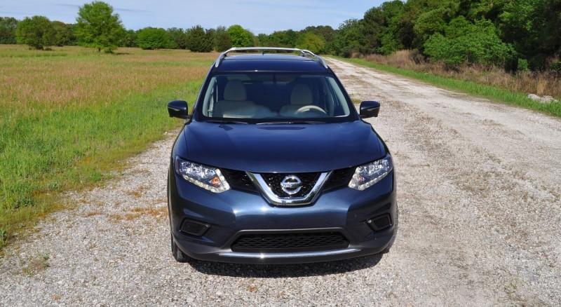 2015 Nissan Rogue SV 43