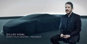 2015 Peugeot Vision Gran Turismo 1