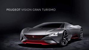 2015 Peugeot Vision Gran Turismo 11