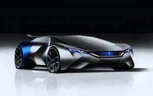 2015 Peugeot Vision Gran Turismo 13