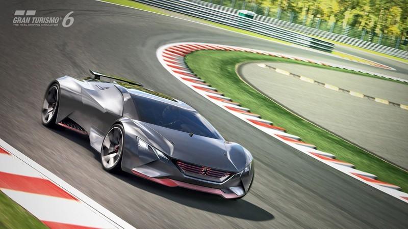 2015 Peugeot Vision Gran Turismo 15