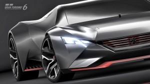 2015 Peugeot Vision Gran Turismo 16