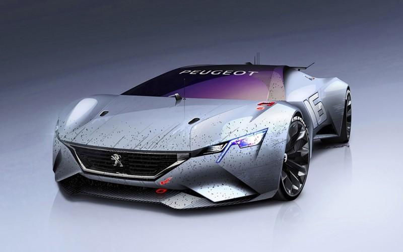 2015 Peugeot Vision Gran Turismo 17