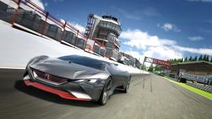 2015 Peugeot Vision Gran Turismo 18