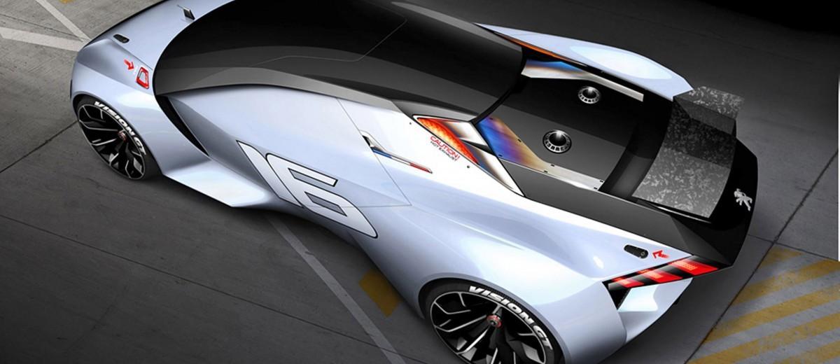 2015 Peugeot Vision Gran Turismo 19