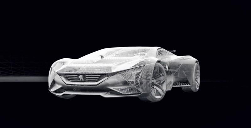2015 Peugeot Vision Gran Turismo 2