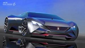 2015 Peugeot Vision Gran Turismo 20