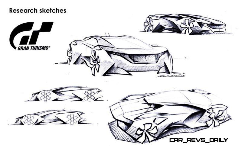 2015 Peugeot Vision Gran Turismo 21