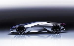 2015 Peugeot Vision Gran Turismo 22