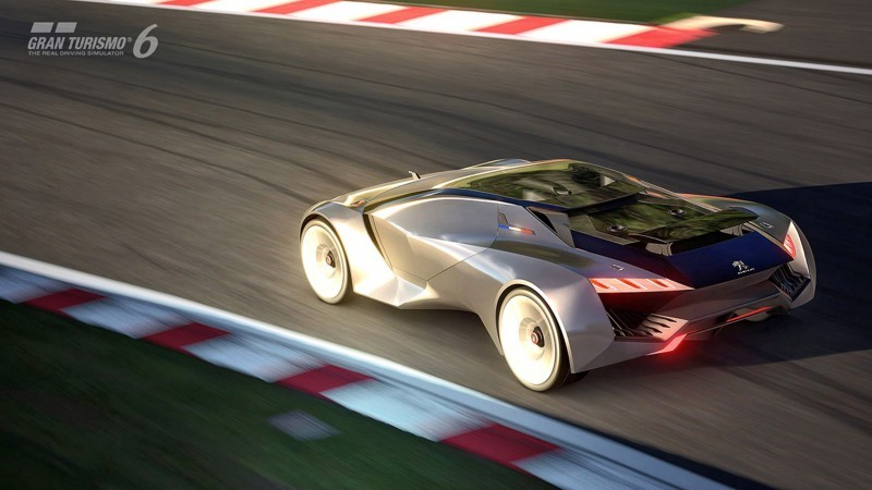 2015 Peugeot Vision Gran Turismo 23