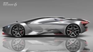 2015 Peugeot Vision Gran Turismo 29