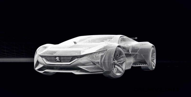 2015 Peugeot Vision Gran Turismo 3