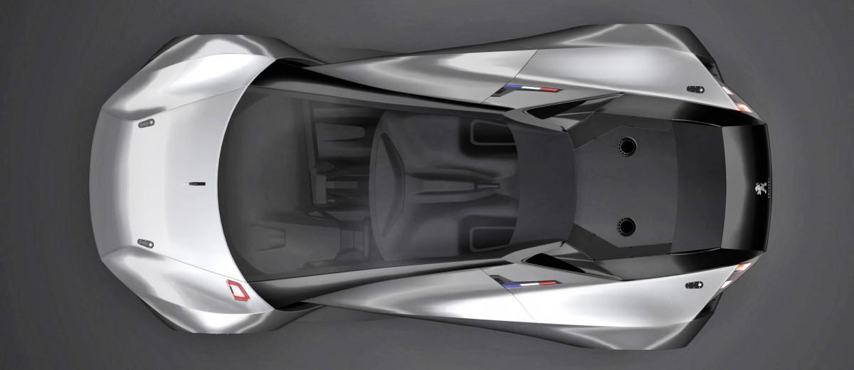 2015 Peugeot Vision Gran Turismo 30