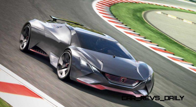 2015 Peugeot Vision Gran Turismo 33