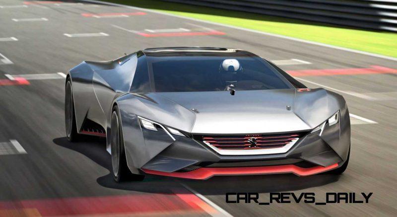 2015 Peugeot Vision Gran Turismo 34