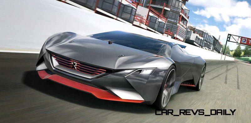 2015 Peugeot Vision Gran Turismo 37