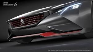 2015 Peugeot Vision Gran Turismo 40