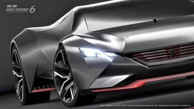 2015 Peugeot Vision Gran Turismo 43