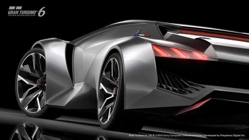 2015 Peugeot Vision Gran Turismo 44