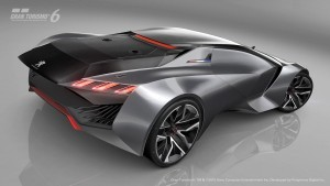 2015 Peugeot Vision Gran Turismo 45