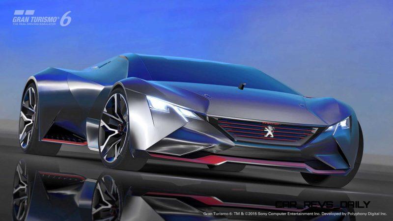2015 Peugeot Vision Gran Turismo 47