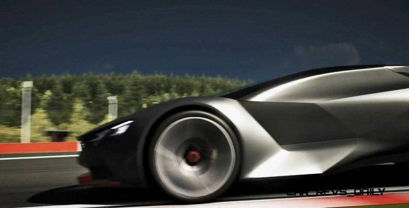 2015 Peugeot Vision Gran Turismo 5