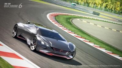 2015 Peugeot Vision Gran Turismo 50