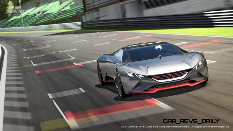 2015 Peugeot Vision Gran Turismo 51