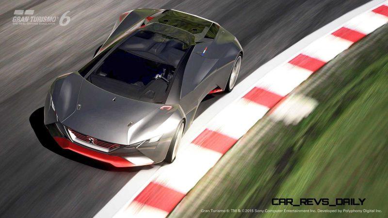 2015 Peugeot Vision Gran Turismo 53