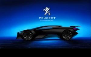 2015 Peugeot Vision Gran Turismo 55